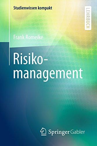 Risikomanagement (Studienwissen kompakt)