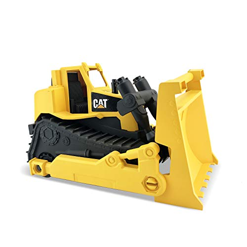 Cat Construction Tough Rigs Toy Bulldozer
