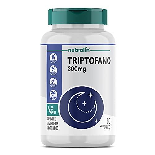 Triptofano Precursor 5htp Ansiedade Vegano 60 Caps Nutralin