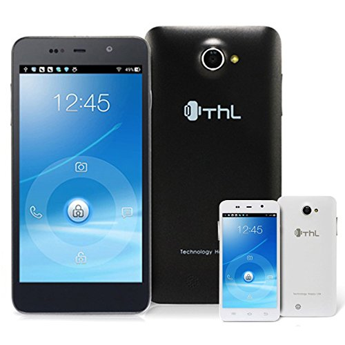 THL W200 pantalla de 5.0 IPS Touch 1280 x 720 Android 4.2 Quad Core MTK6589T 1.5