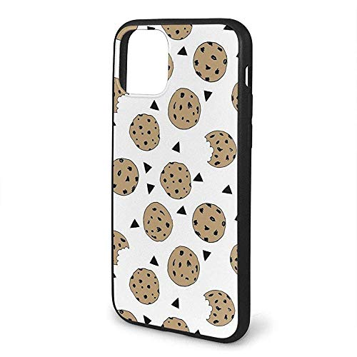 Inner-shop Compatibel forFood Chocolate Chip Koekjes Kinderen Anti-Scratch Schokbestendig en Anti-Drop Bescherming TPU Cover Case