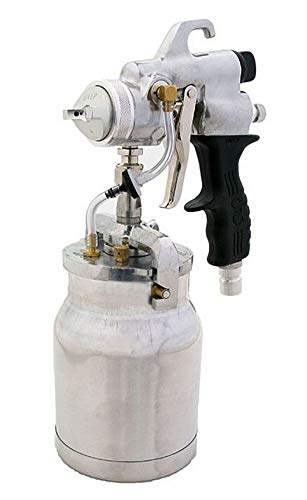 Apollo Sprayers HVLP E7000 ECO Series Non-Bleeder Style Spray Gun & 1-Qt. Cup