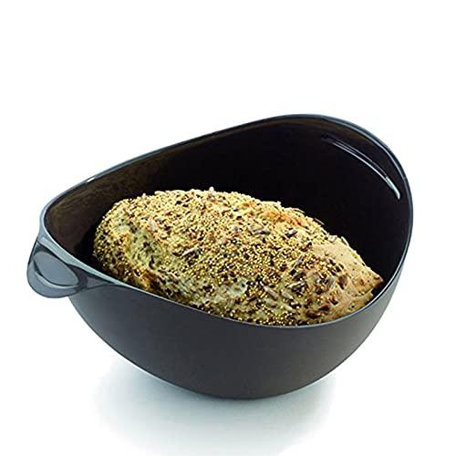 Vaporera plegable Vaporera de verduras Vaporizador de silicona Hornear pan de silicona Máquina para hacer pan Bandeja de pan de silicona Para Pan Casero Pastel De Carne Quiche Pescado Y Verdur