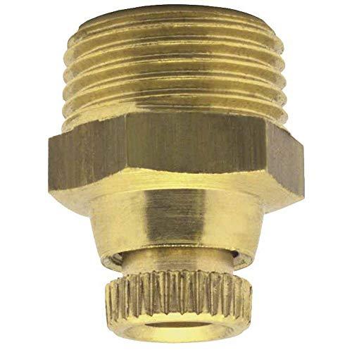 """Preisvergleich Produktbild Elmag - Kondensat-Ablassventil AG Ø 1 / 4 Zoll,  3 / 8 Zoll oder 1 / 2 Zolll Messing Größe: Ø 3 / 8"""""""