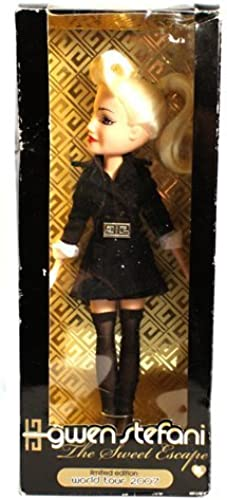 Gwen Stefani the Sweet Escape Limited Edition World Tour 2007 Fashion Doll by Huckleberry Toys