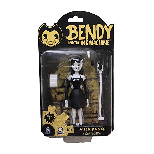 Bendy and the Ink Machine Alice Angel Action Figure