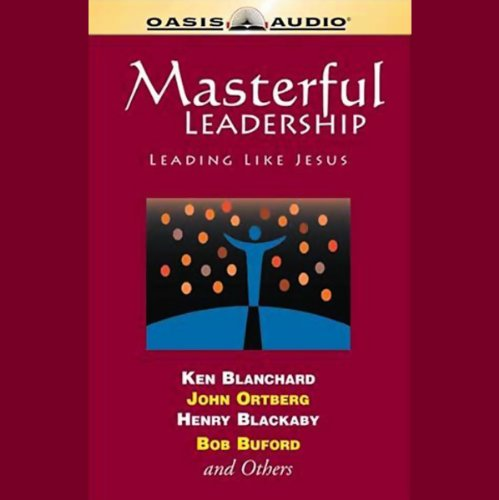 Masterful Leadership audiobook cover art