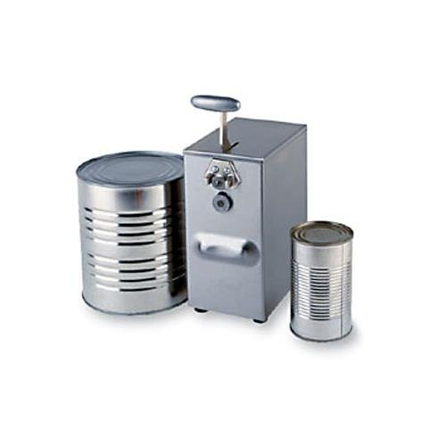 Edlund 203/203V Electric 2-Speed Can Opener Up to 75 Cans per day