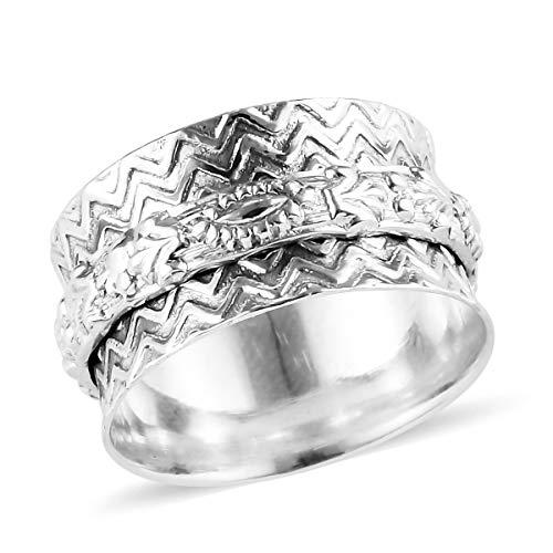 Meditation Spinner Ring