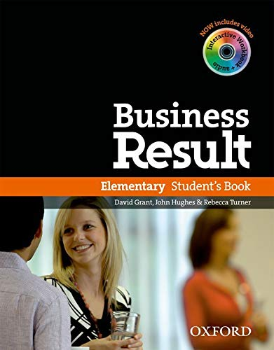 Business Result : Business Result: Elementary: Student's Book with DVD-ROM and Online Workbook Pack