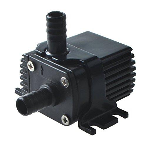 Smarstar DC30A-1230 Pompe à eau Sans brosse Submersible Centrifuge CPU Refroidissement Amphibie DC 12V 63GPH 9.7ft