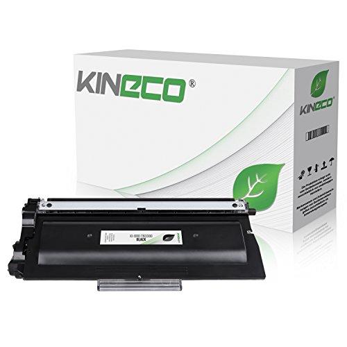 Kineco Toner kompatibel für TN-3380 für Brother HL-5450, DCP-8100 Series, HL-5400 Series, HL-6100 Series, MFC-8510DN, MFC_8710DW, MFC-8950DW - TN3380 - Schwarz 8.000 Seiten