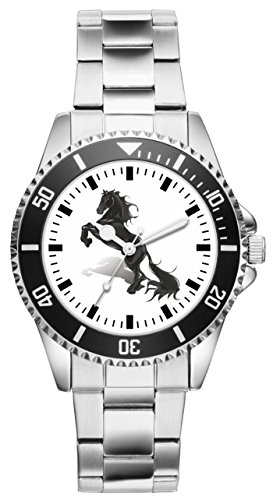 Geschenk für Reiter Pferde Liebhaber Besitzer Züchter Uhr 2185