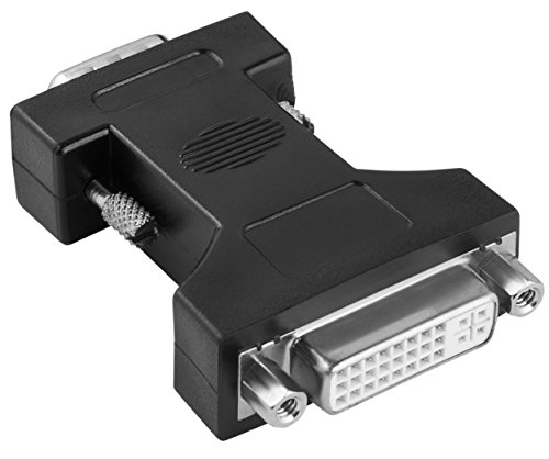 mumbi VGA/DVI Adapter - VGA Stecker an DVI Buchse