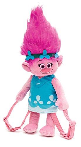 Joy Toy- Trolls Zaino-Peluche, 67696