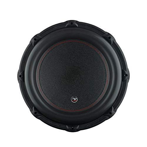 AudioPipe TXX-BDC2-15 15 Inch 2,000 Watt High Performance Powerful 4 Ohm DVC Vehicle Car Audio Subwoofer Speaker System, Black