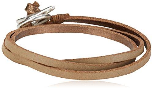 Liebeskind Berlin Joy cometa Damen Armband, Braun (copper 0561)