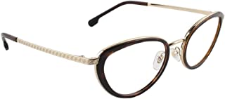 cc967592f646 Versace VE1258 Eyeglass Frames 1440-52 - Havana/pale Gold VE1258-1440-