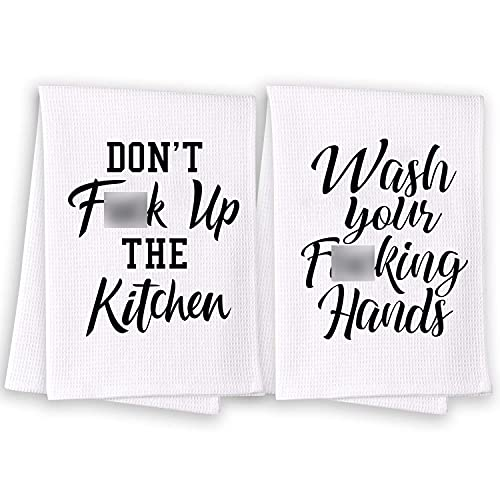 Top 10 Best Selling List for kitchen towels funny