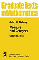 Measure and Category (Graduate Texts in Mathematics, 2)