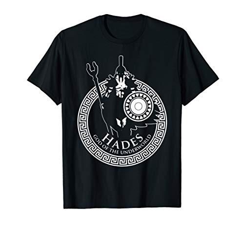 Hades Greek Mythology TShirt Gift History Ancient Greece T-Shirt
