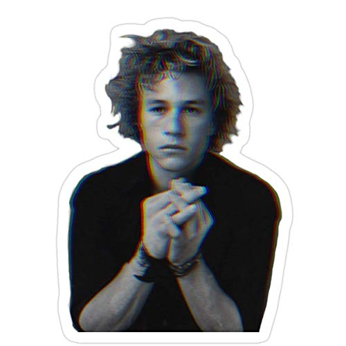 DKISEE Stickers Heath Ledger Decals Car (3 Pcs/Pack) Laptop Wall 4 inches