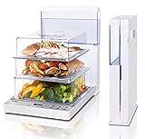 Joydeem YN-S102 Foldable Electric Food Steamer for...