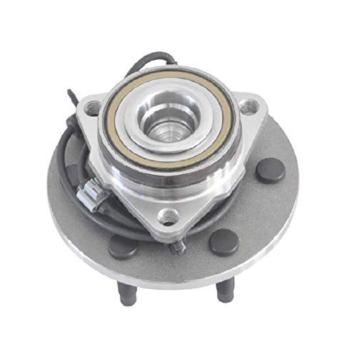 DRIVESTAR 515054 2WD Front Wheel Hub & Bearing Assembly 6-Lug for 1999-06 CHEVY/GMC Silverado(Sierra)1500, 2000-06 Tahoe/Yukon/Escalade/Suburban(Yukon XL)1500, 2003-13 Express(Savana) 1500 2500