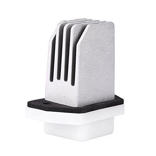 Resistencia del soplador del calentador, resistencia del módulo de amplificador de control del resistor del soplador del aire acondicionado de calefacción