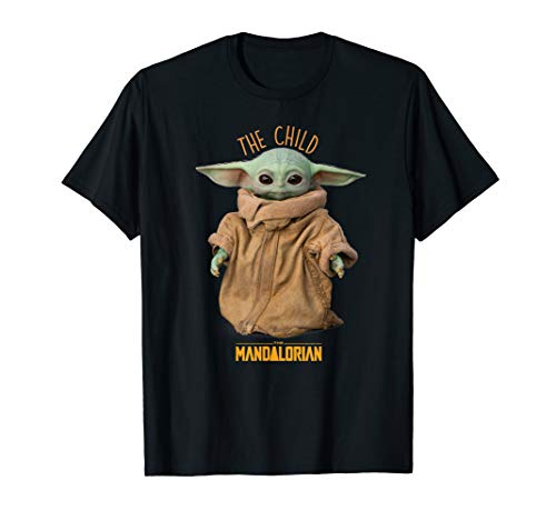 Star Wars The Mandalorian The Child Cute T-Shirt