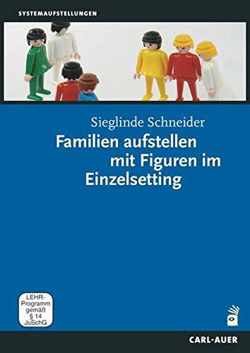 Familien aufstellen mit Figuren im Einzelsetting