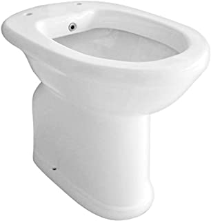 Sanitari Vaso Bidet Erogatore Incorporato Mod Diana.Amazon It Vaso Wc Bidet