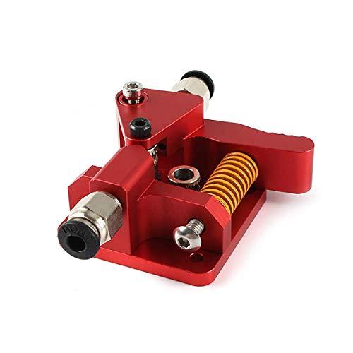 FYSETC, estrusore per stampante 3D a lunga distanza, estrusore in metallo a mano destra, kit di ricambio con filamento da 1,75 mm per Creality Ender 3 CR-10 Prusa i3 Anet A8 Anycubic Mega Wanhao i3