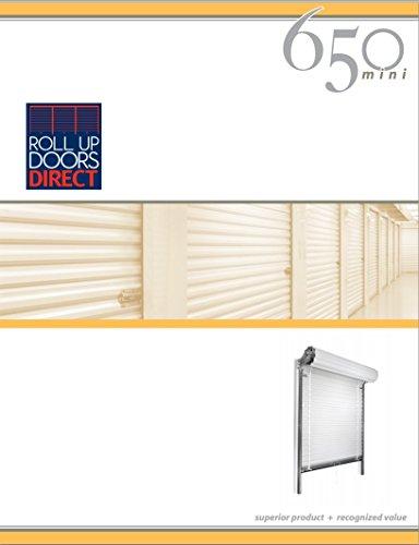 Buy Bargain Roll Up Door 3ft W x 7ft H, Model 650 .