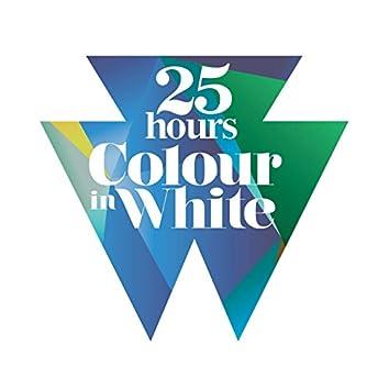 Colour In White