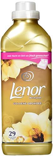 Lenor Goldene Orchidee, 29 Waschladungen