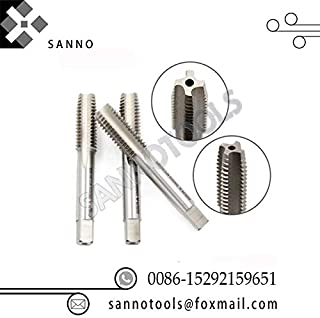 M21-M28 HSS Right hand Thread Tap and recommended tapping drill select size
