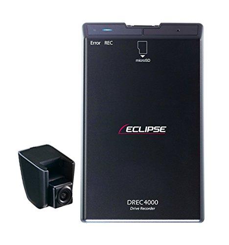 デンソーテン販売 イクリプス(ECLIPSE) 日本製 ドライブレコーダー カメラセパレート型 DREC4000