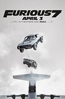 Photo posters Fast and The Furious 7 Movie Limited Print Size 27x40#3 Paul Walker Vin Diesel The Rock Ronda Rousey