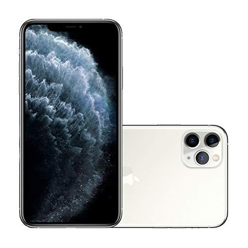 Iphone 11 Pro Apple Prata, 256gb Desbloqueado - Mwc82bz/a
