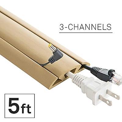 UT Wire UTW-CP501-BG 5-Feet Cord Protector