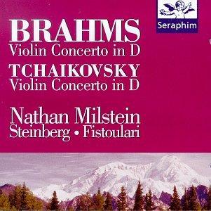 Brahms: Violin Concerto/ Tchaikovsky: Violin Concerto