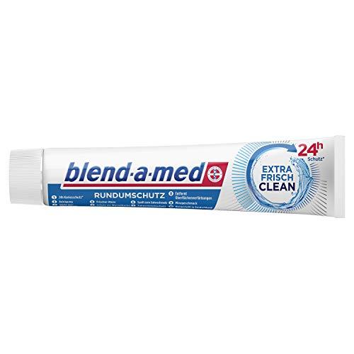 Blend-a-med Rundumschutz Extra Frisch Clean Zahnpasta (1 x 75 ml)