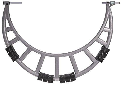 Tesa 06030047electrónico micrómetro de exteriores MicroMaster con intercambiables yunque, 0mm/100mm aplicación gama