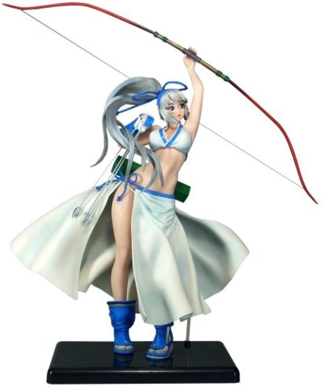 Majikina Mina White Skin Skin Skin ver. 1 4 Samurai Spirits by Daiki Kogyo by Daiki Kogyo 79de8a