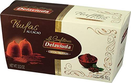 デラビューダ トリフチョコ 100g トリュフチョコレート Delaviuda (1個)