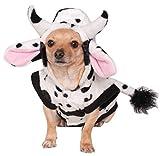 Rubie's Cow Pet Costume, Small, Multicolor
