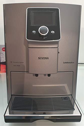 Nivona CafeRomatica NICR 821 w pełni automatyczny ekspres do kawy Titan