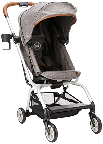 Sale!! 2018 CYBEX Eezy S Twist Stroller Denim Collection, Manhattan Grey