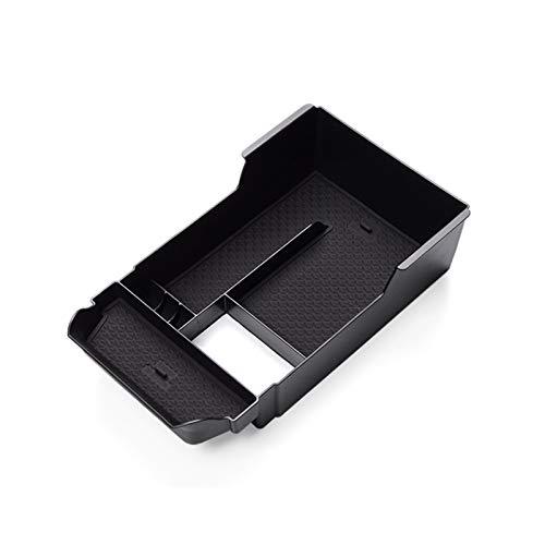 Warmhouse FIT FOR Mazda CX-30 CX30 2020 2021 Accesorios para automóviles Caja de Almacenamiento Caja de Almacenamiento Brazo Resto Armest Glove Soporte Placa Contenedor de automóvil Organizar